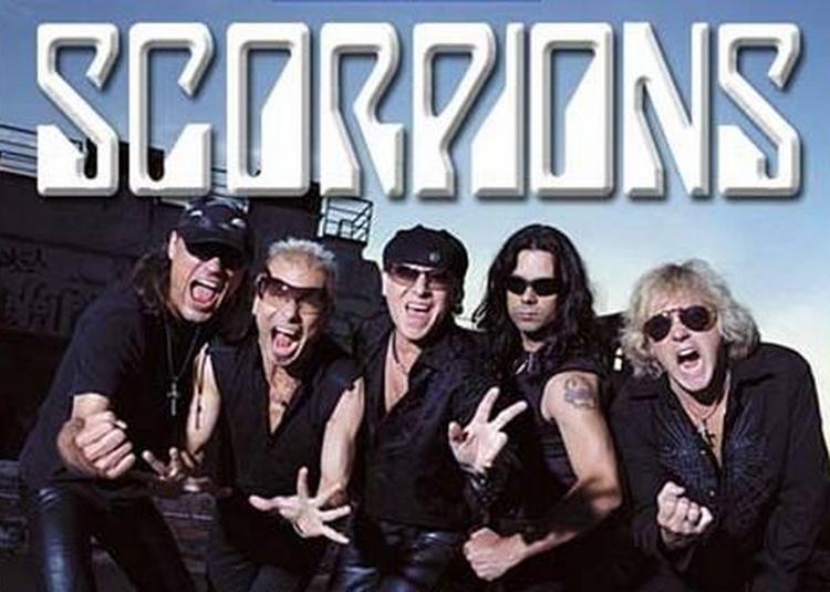 Scorpions à Limoges