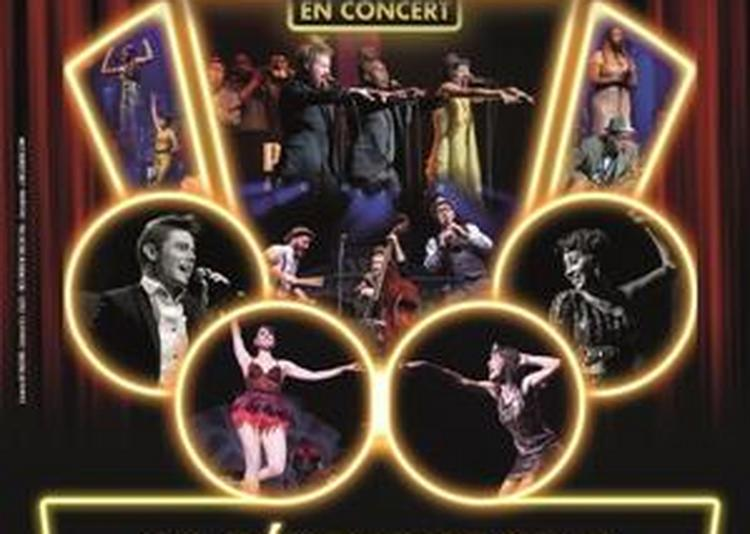 Scott Bradlee's Postmodern Jukebox à Tours