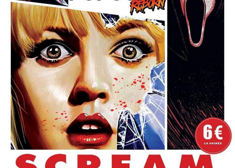 Popcorn Reborn Spécial Scream à Arras