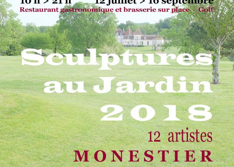 Sculptures au jardin 2018 à Bergerac