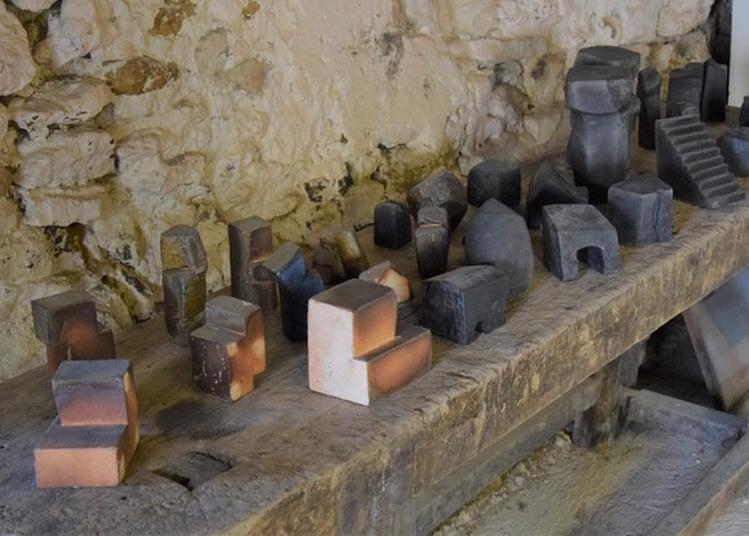 Sculptures De Bernard Thimonnier à Le Noyer