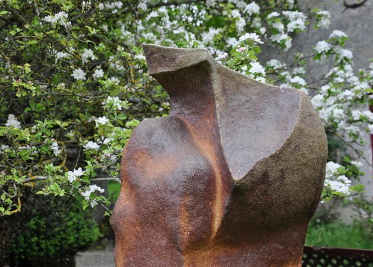 Sculptures Et Verres à Esvres