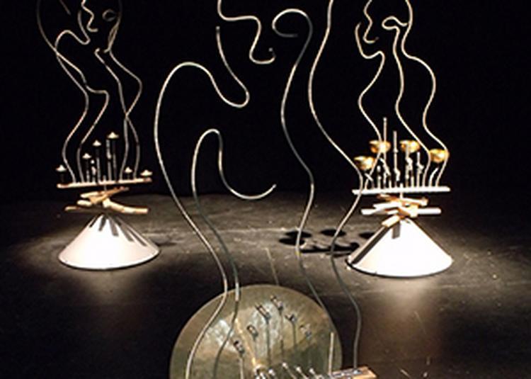 Sculptures sonores - Philémoi à Grenoble