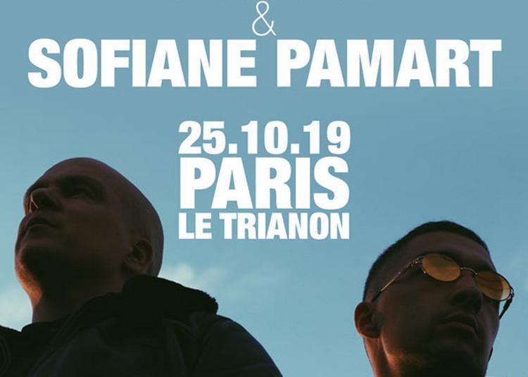 Scylla Et Sofiane Pamart à Paris 18ème