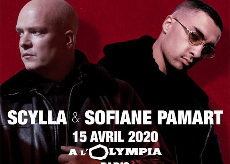 Scylla & Sofiane Pamart - Date d'avril à Paris 9ème