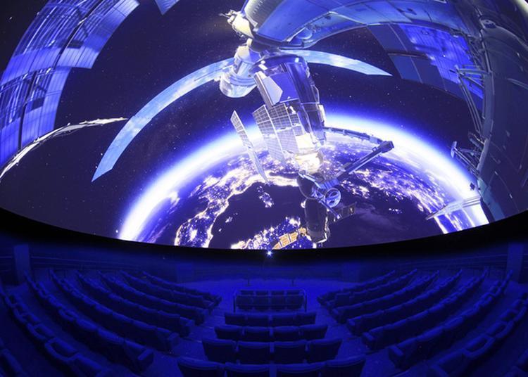 Séance De Planétarium à Montpellier