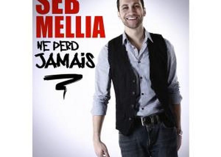 Seb Mellia à Paris 4ème