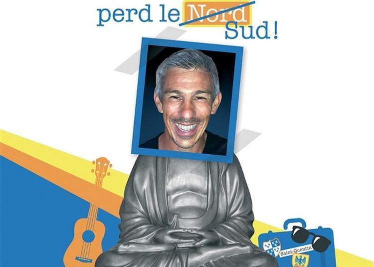 Sébastien Boudot Dans Little Bouddhot Perd Le Sud ! à Nice