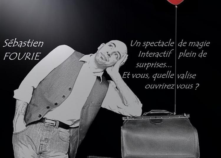 Sébastien Fourie Dans Valises à Marseille