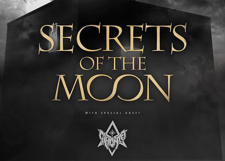 Secrets Of The Moon   Caronte à Colmar