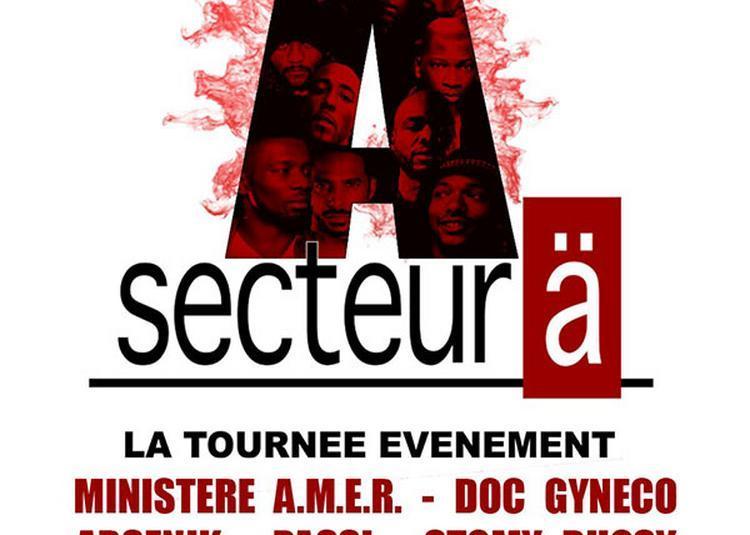 Secteur A à Paris 12ème