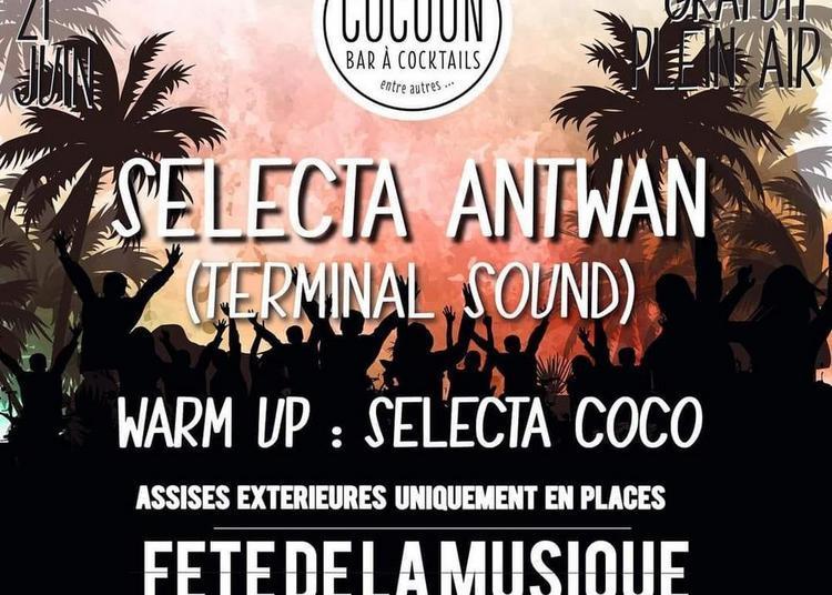 Selecta Antwan à Rouen