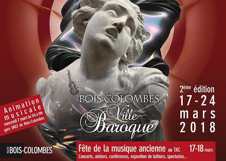 Semaine Internationale De La Musique Ancienne Antigua92 2018
