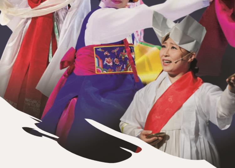 Seongju Gut, Chants Et Musiques Chamaniques : L'âme Coréenne à Paris 16ème