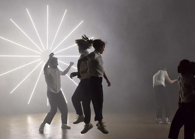 Séquence Danse Paris 2018 à Paris 19ème
