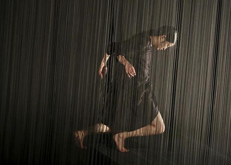 Séquence Danse Paris - Aurélien Bory pour Kaori Ito à Paris 19ème