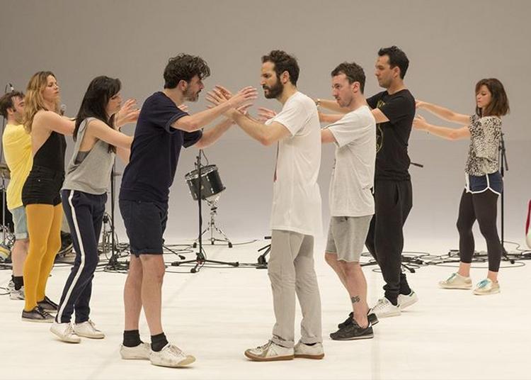 Séquence Danse Paris - Pierre Rigal à Paris 19ème