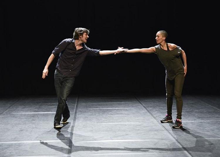 Séquence Danse Paris - Raphaëlle Delaunay et Sylvain Prudhomme à Paris 19ème