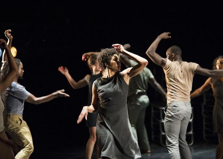 Séquence Danse Paris - Salia Sanou à Paris 19ème