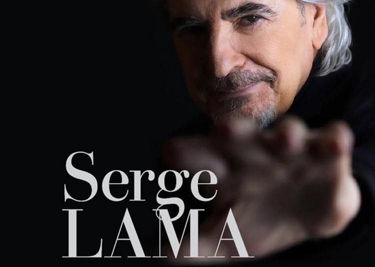 Serge Lama - report à Le Havre