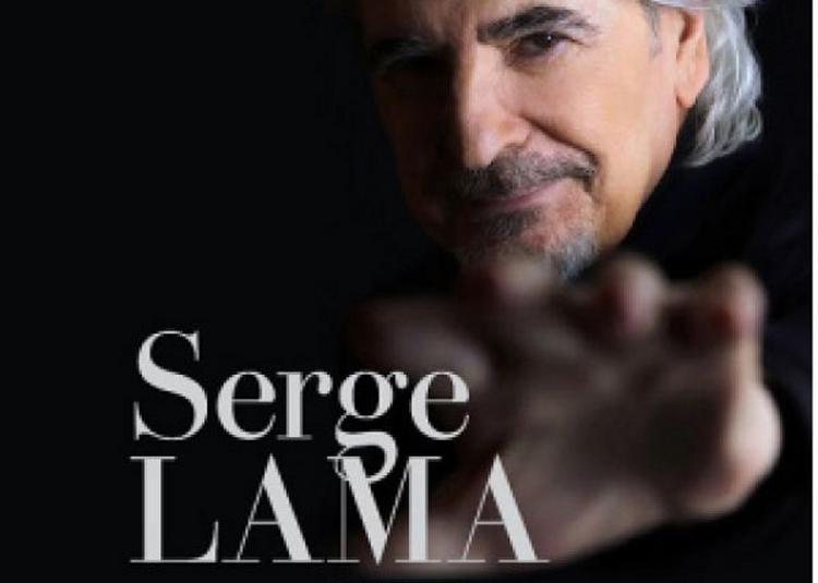 Serge Lama à Courbevoie