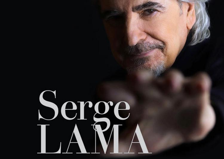 Serge Lama à Saint Etienne