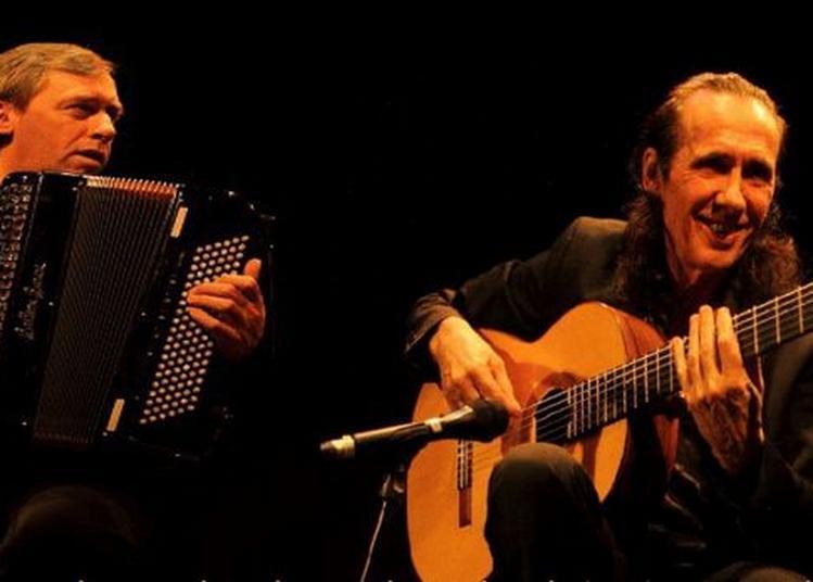 Serge Lopez et Jean Luc Amestoy à Rennes