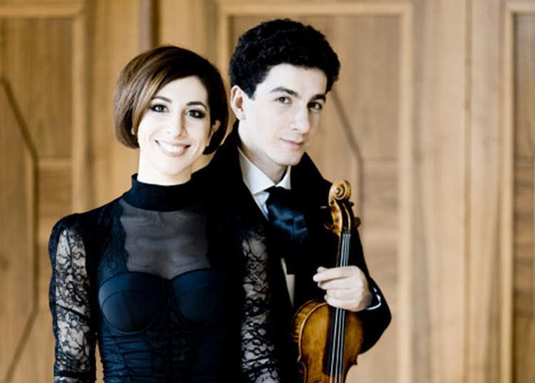 Sergey Et Lusine Khachatryan: à Paris 8ème