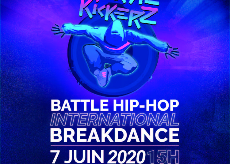 Serial kickerz 7 Battle international de breakdance à Saint Andre de Cubzac