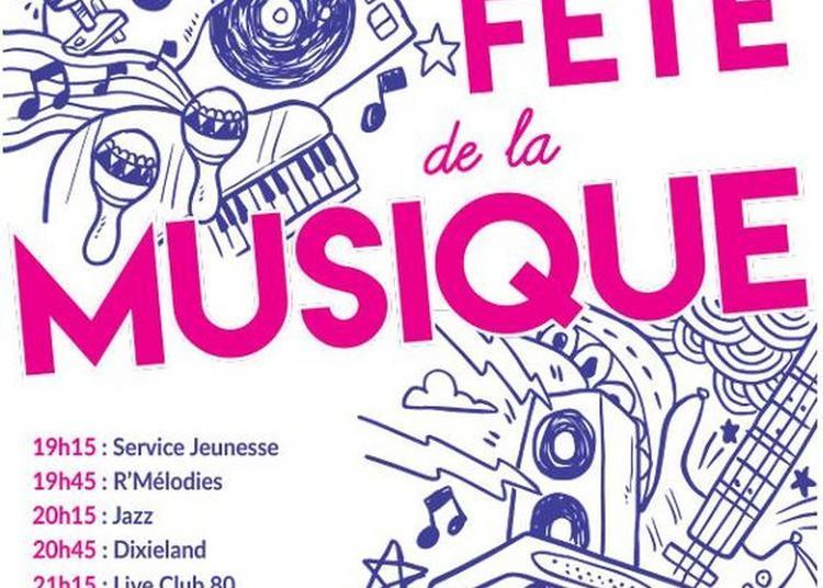 Service Jeunesse / R'mélodies / Jazz / Dixieland / Live Club 80 à Roissy en France