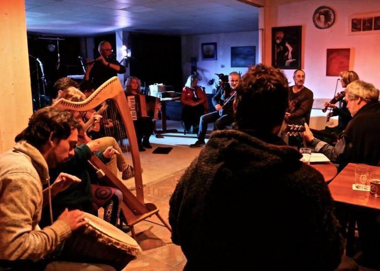 Session irlandaise à Auray