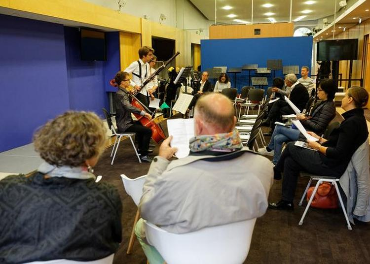 Sessions Musicales à L'hôtel De Rochechouart à Paris 6ème