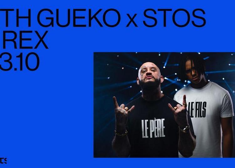 Seth Gueko X Stos - Le Rex de Toulouse