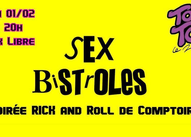 Sex Bistroles : Les Krapos et La Pustule à Villeurbanne