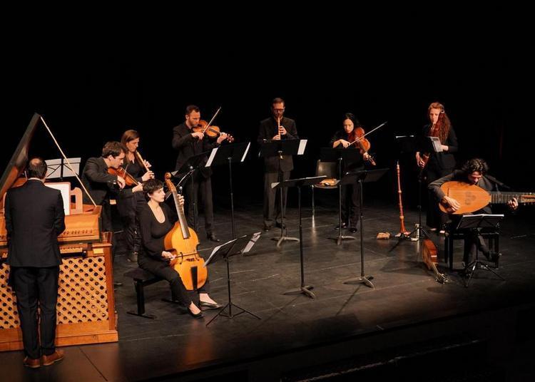 Purcell : Tyrannic Love à Villefavard