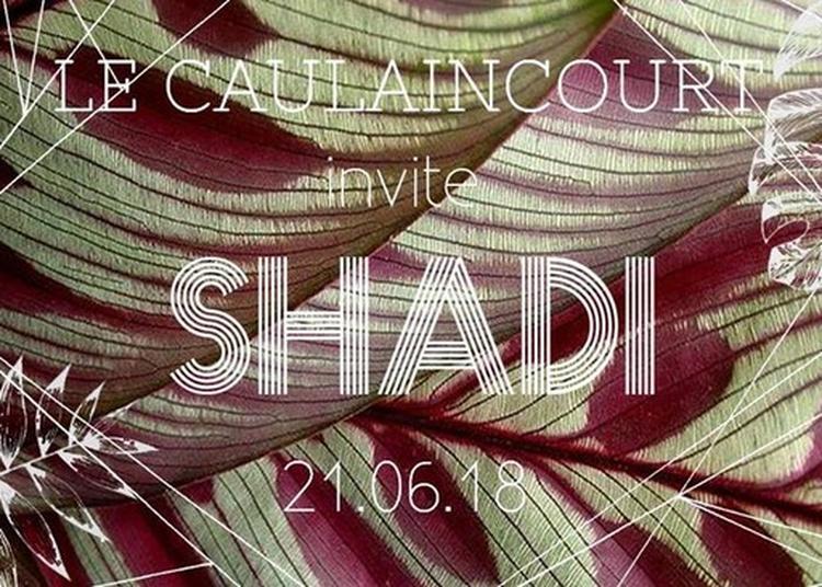 Shadi Khries à Paris 18ème