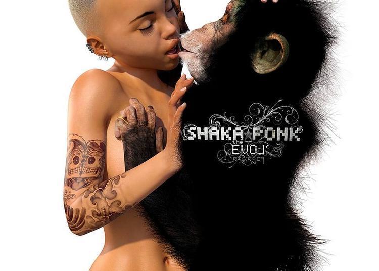 Shaka Ponk à Nantes
