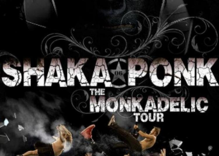Shaka Ponk à Clermont Ferrand