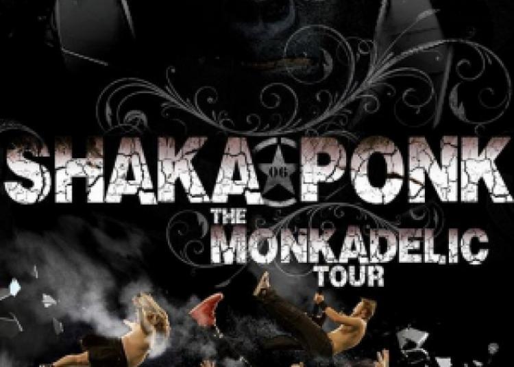 Shaka Ponk à Amneville