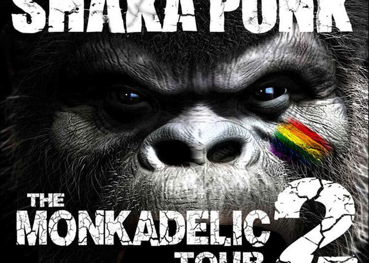 Shaka Ponk à Montbeliard