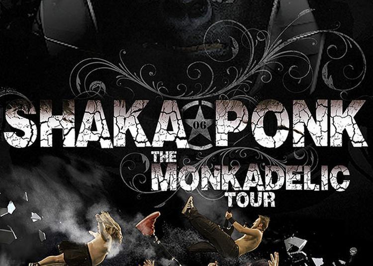Shaka Ponk à Montpellier