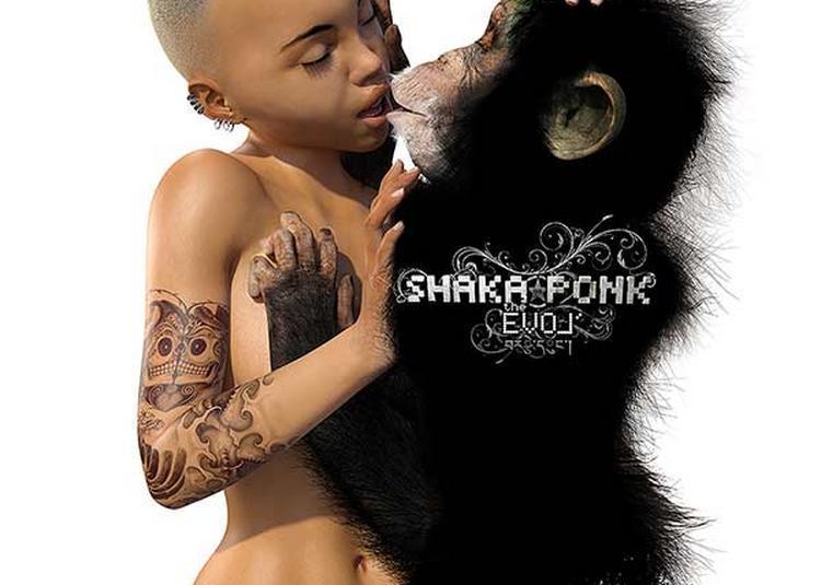Shaka Ponk à Rouen
