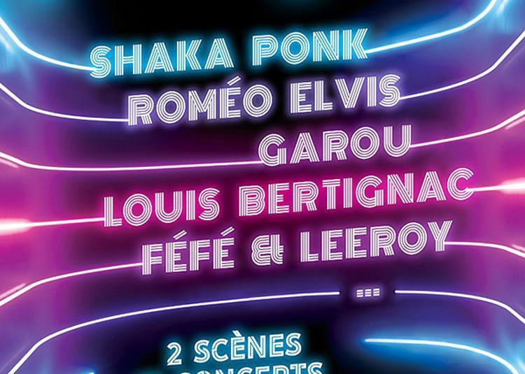 Shaka Ponk + Artiste A Venir à Thonon les Bains