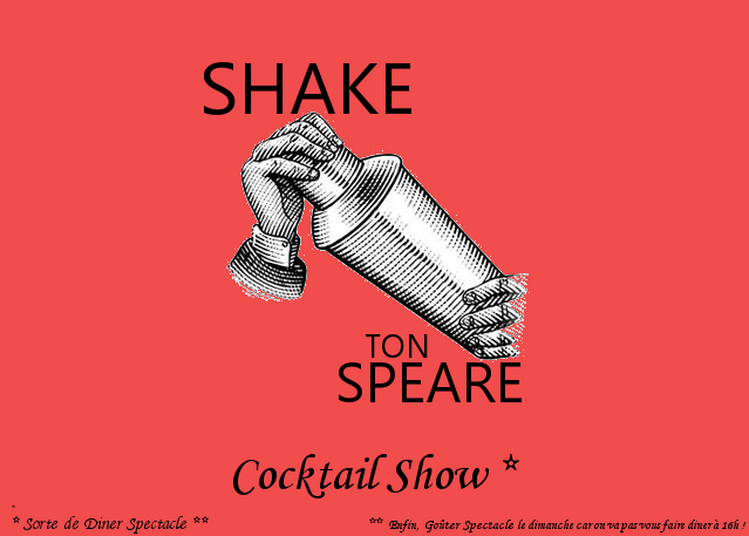 Shake ton Spear à Aubigny sur Nere