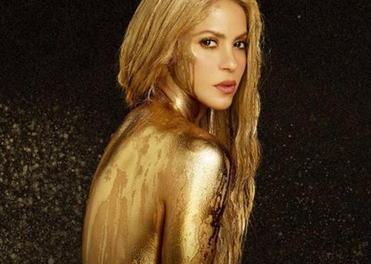Shakira à Lyon