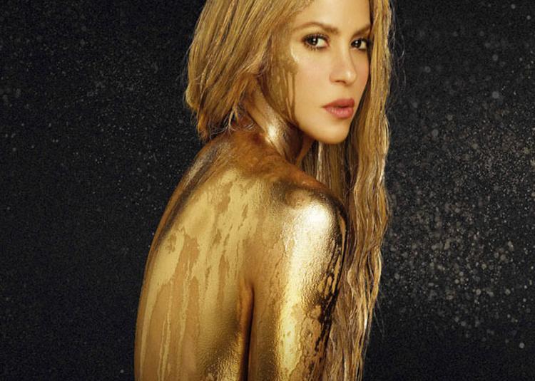Shakira à Floirac