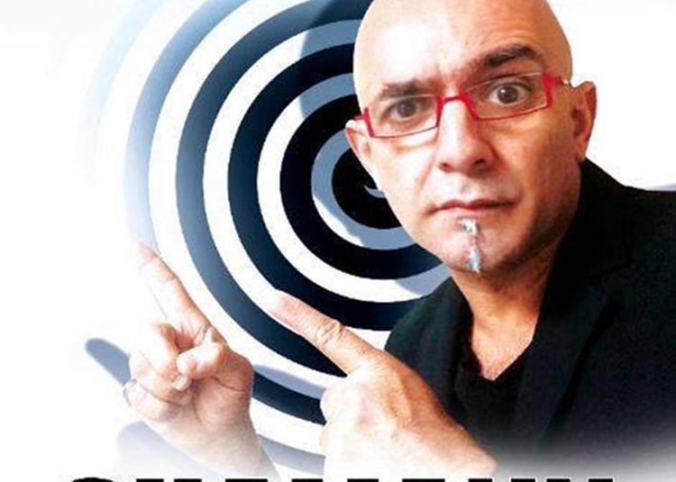 Shamann Dans Hypnotiquement Drole à Clermont Ferrand