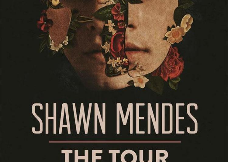 Shawn Mendes - The Tour à Paris à Paris 12ème
