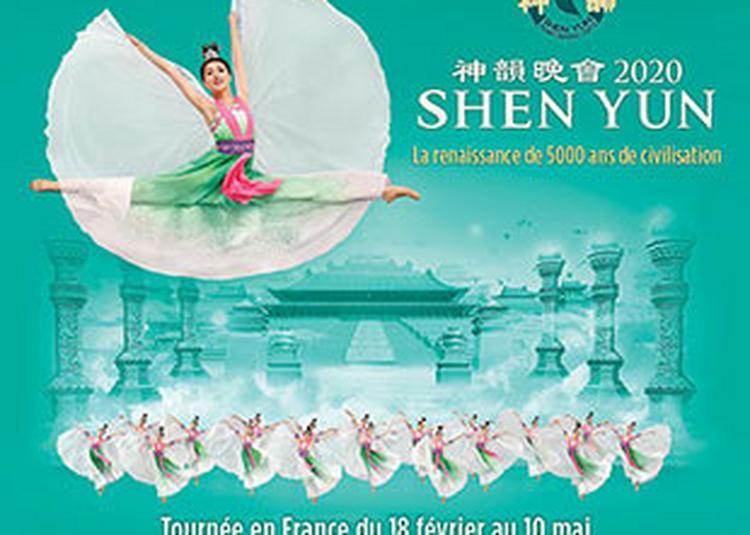 Shen Yun à Nantes