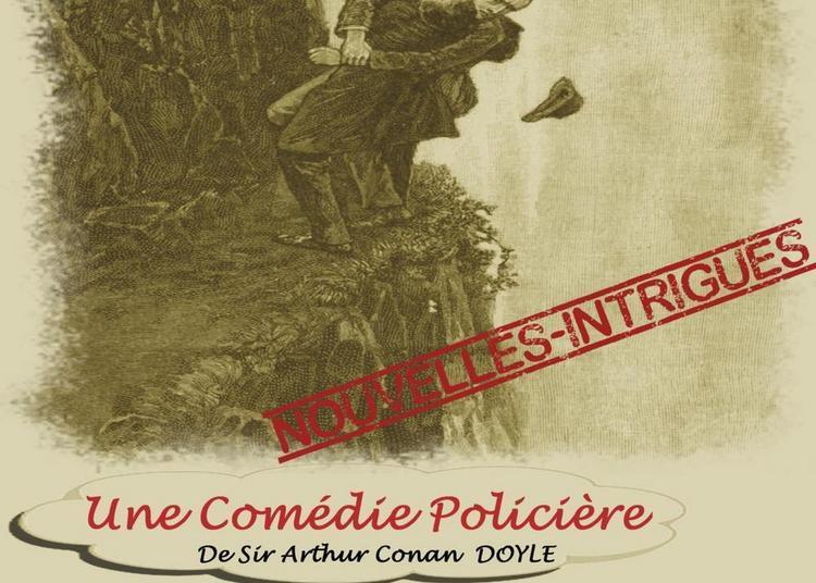Sherlock Holmes, de l'ombre à la lumière. à Marseille